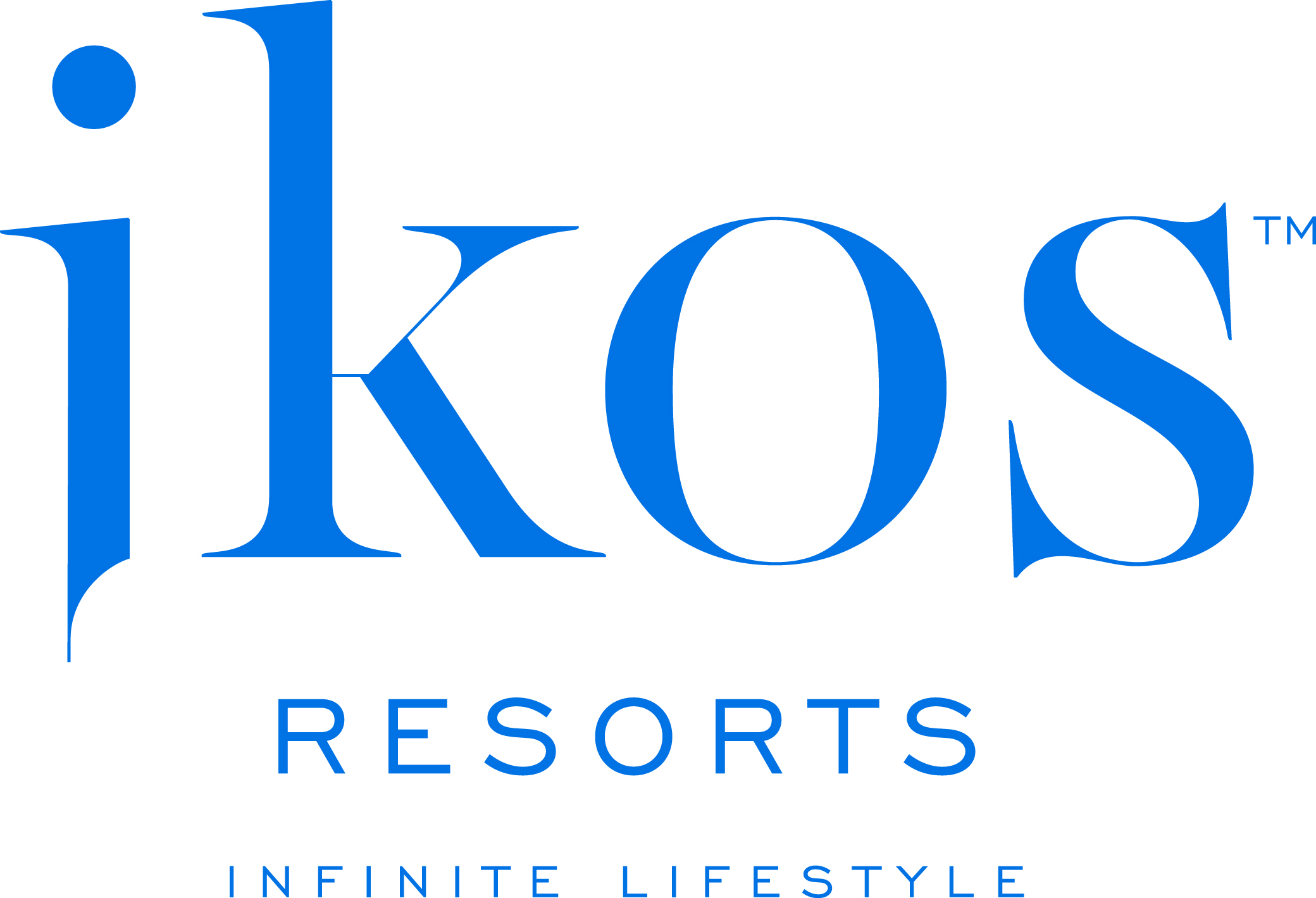 Ikos Resorts Infinite Lifestyle LOGO CMYK 002