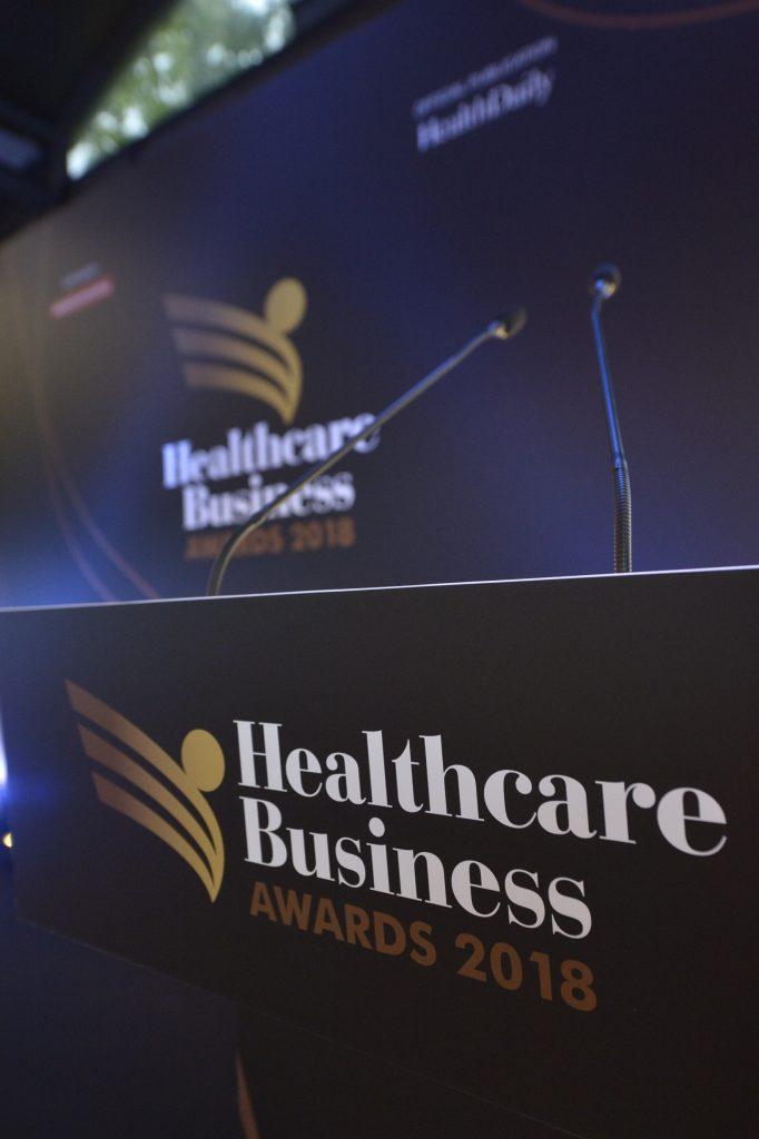 Healthcare awards 2018 1