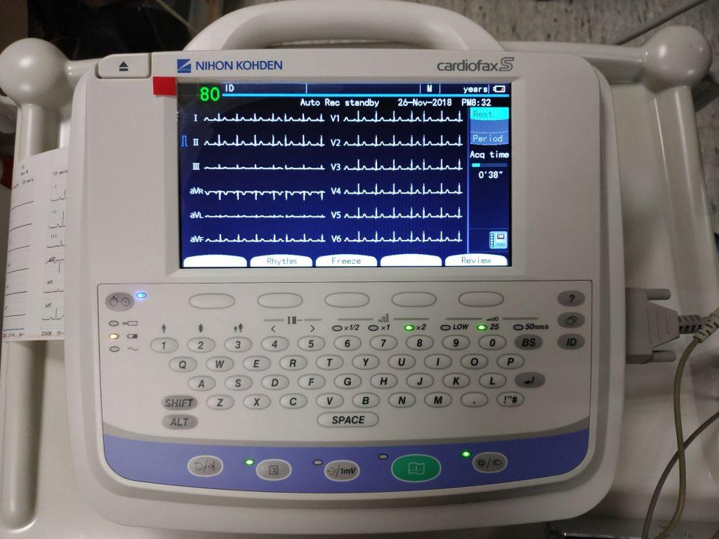 rethymno kardiografos
